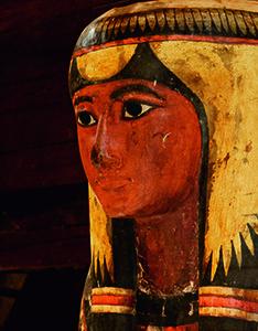 Coitada da Múmia