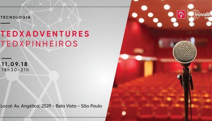 Presidente da Academia Paulista de Direito participa do TEDx Adventures