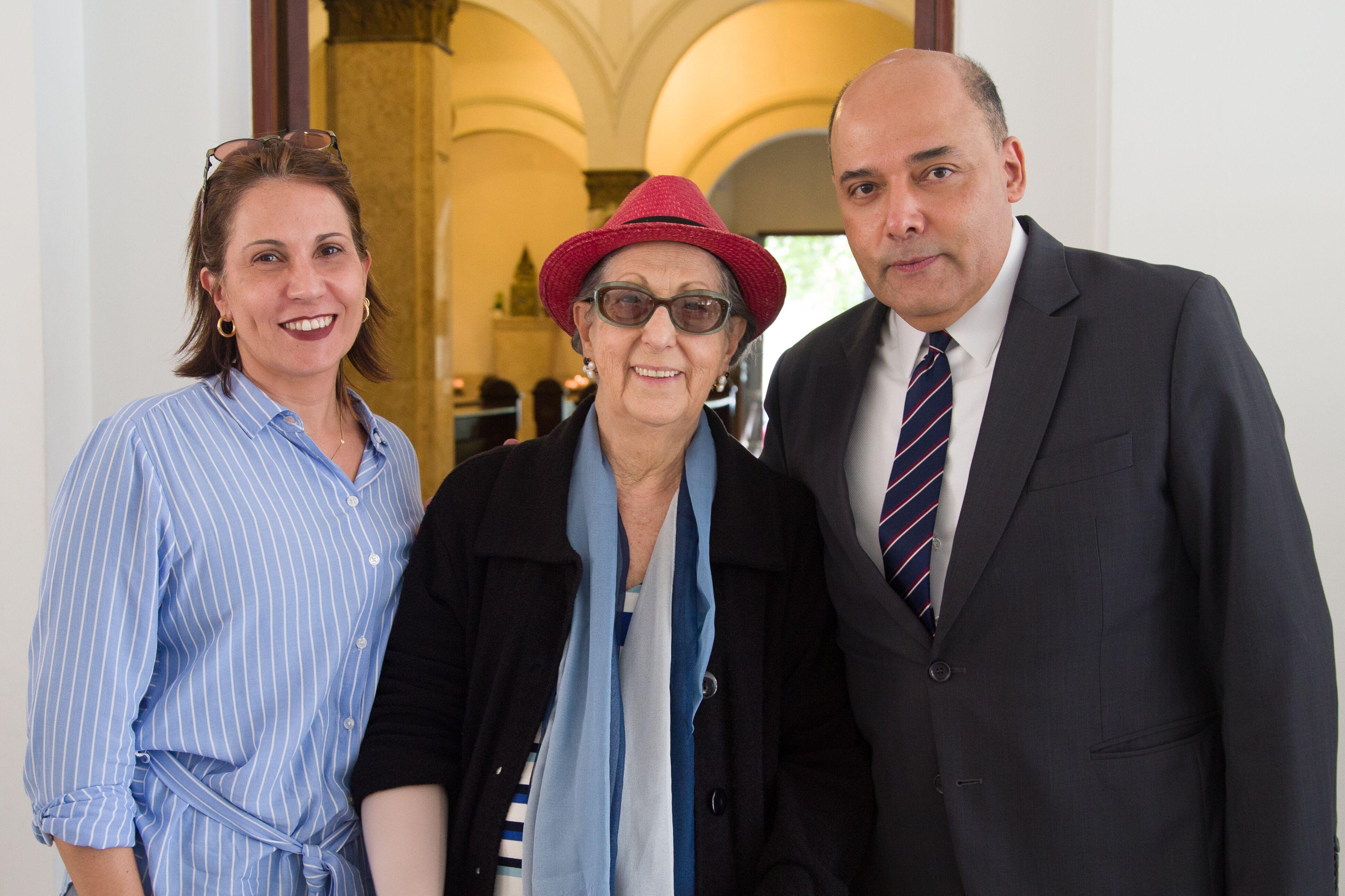 Georgette Nacarato Nazo completa 90 anos