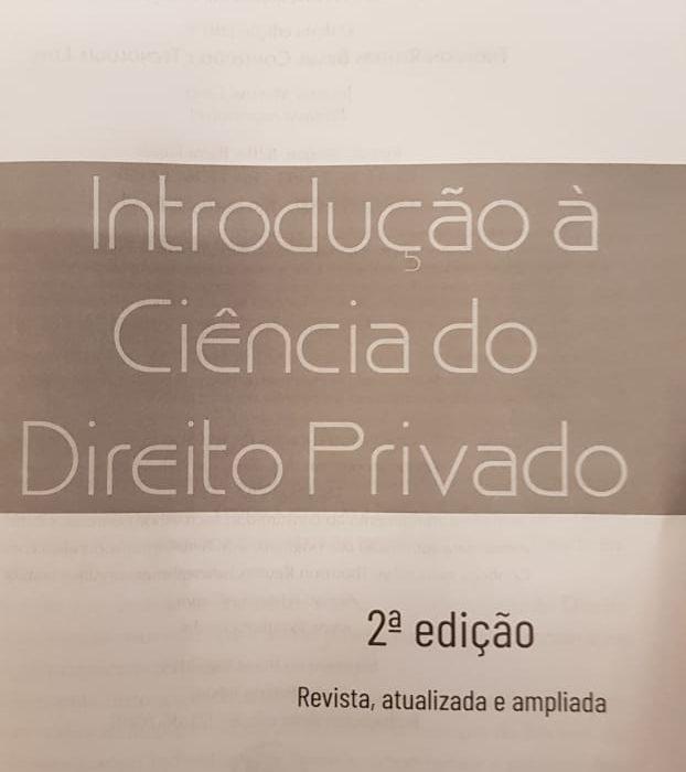 Em Reedição, Clássico da Literatura Jurídica Brasileira