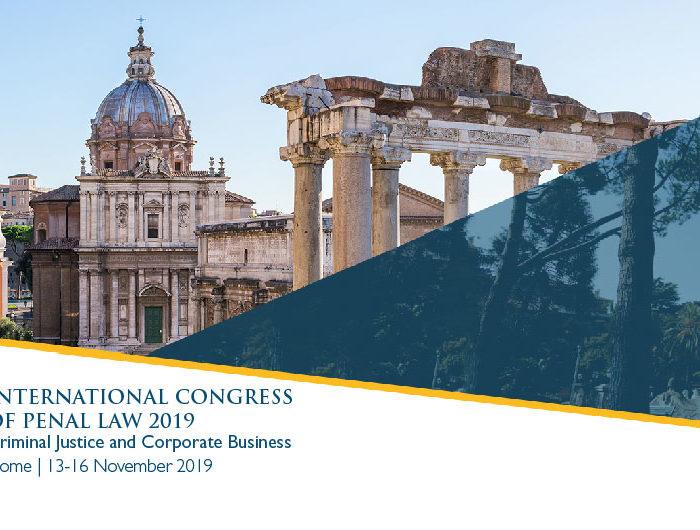 XX Congresso Internacional de Direito Penal