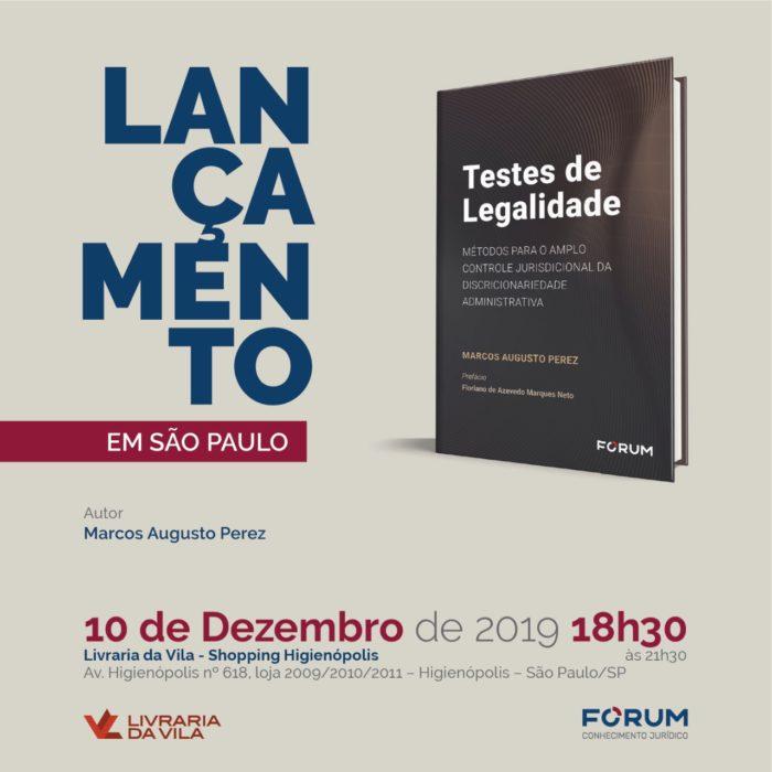 Acadêmico Titular da Academia Paulista de Direito lança novo livro