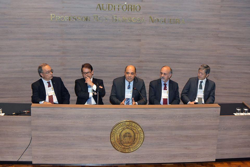 Memória do 1o. Congresso Internacional da Academia Paulista de Direito