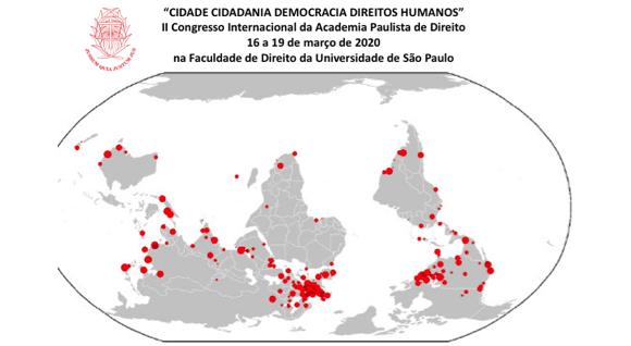 Edital de Chamamento de Trabalhos: II Congresso Internacional da Academia Paulista de Direito