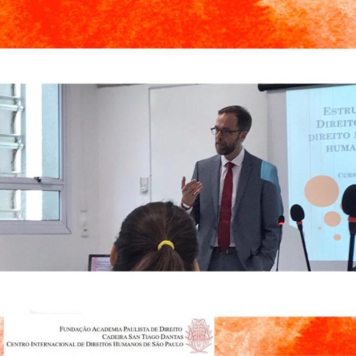 André Ramos lança 7a. edição do Curso de Direitos Humanos
