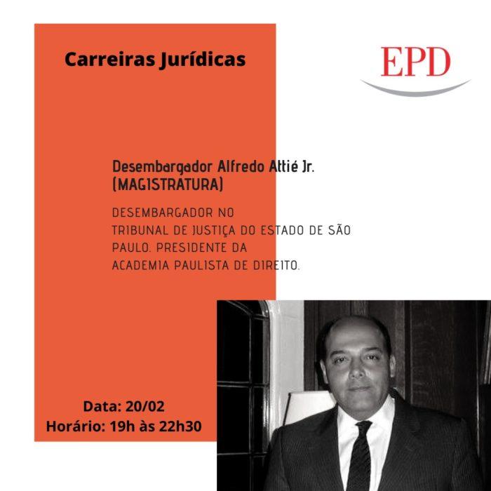 Academia Paulista de Direito na EPD