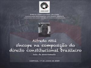 Síncope da Composição do Direito Constitucional Brasileiro