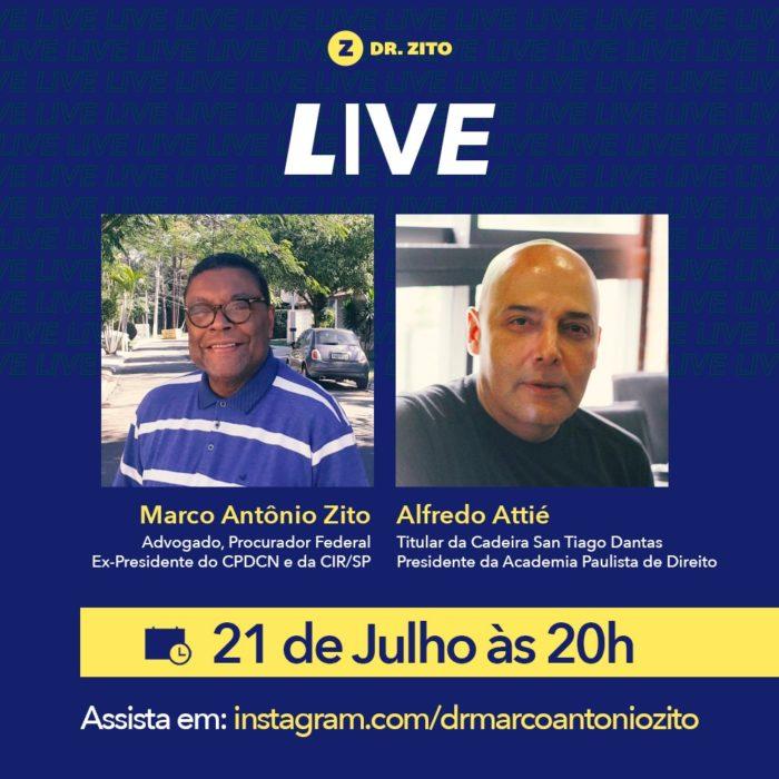 Alfredo Attié fala sobre Judiciário e Sociedade