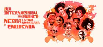 Manifestação da ONU: Dia Internacional da Mulher Negra Latino-Americana e Caribenha