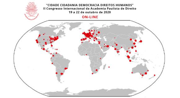 Acompanhe o II Congresso Internacional da Academia Paulista de Direito
