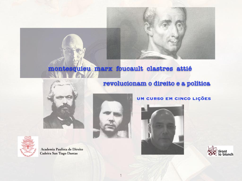 Revoluções na Política e no Direito