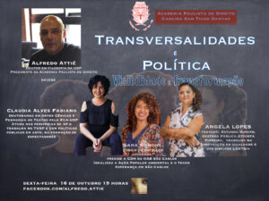 Política Transversalidades Visibilidade