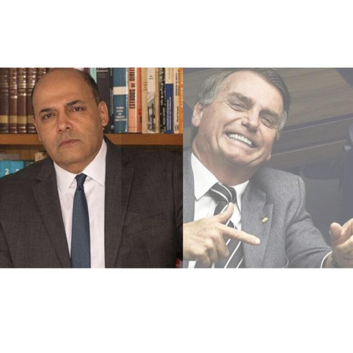 Resposta às arbitrariedades de um governo anticonstitucional