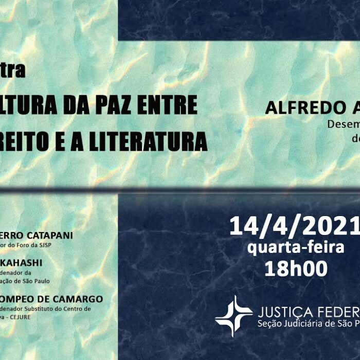 Alfredo Attié profere palestra na Justiça Federal de São Paulo