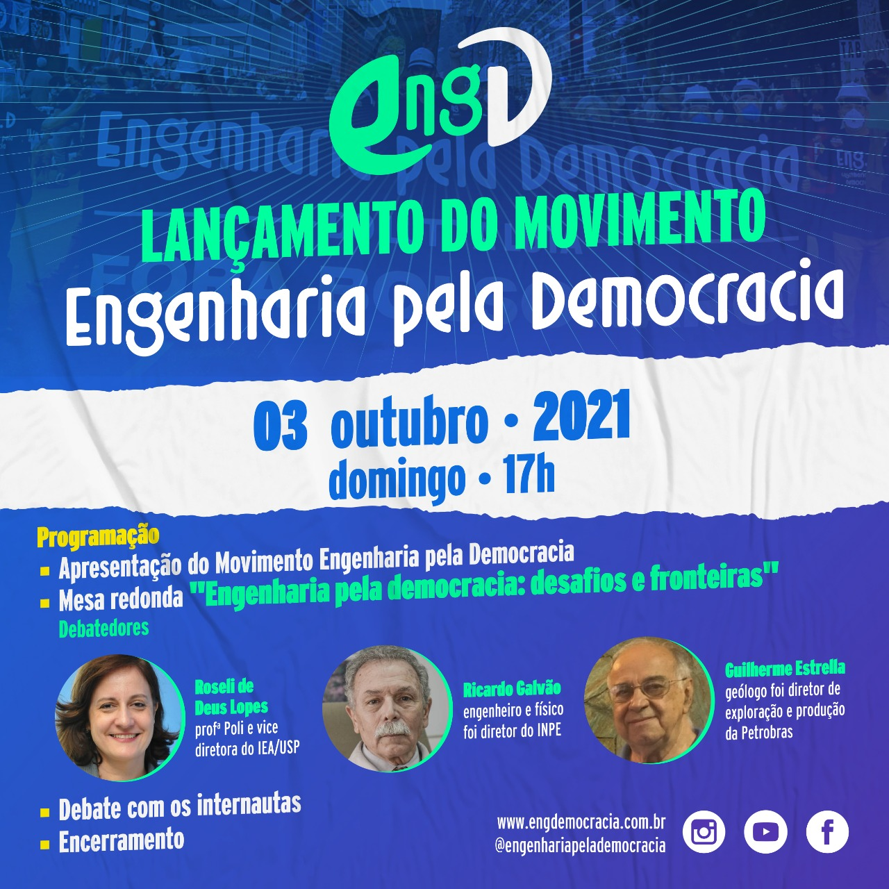 Manifesto Engenharia pela Democracia